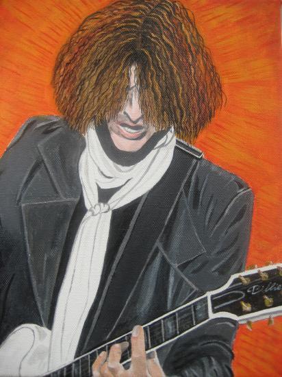 Aerosmith, Joe Perry por jeepeeaero
